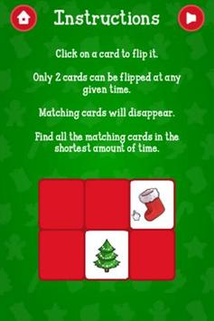 Christmas Memo Cards apk screenshot