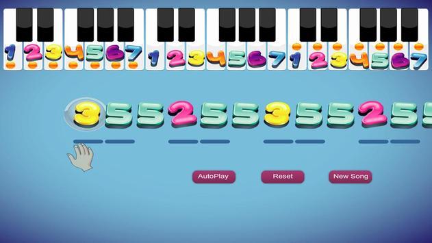 宝宝弹钢琴 screenshot 5