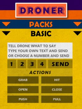 Droner apk screenshot