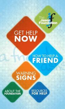 Jason Foundation A Friend Asks poster
