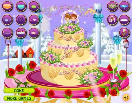 Cake maker wedding decoration apk download free arcade game for cake maker wedding decoration apk screenshot junglespirit Gallery