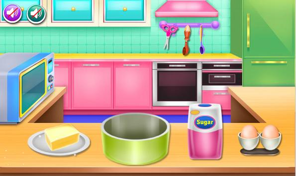 cooking cake games for girls screenshot 17