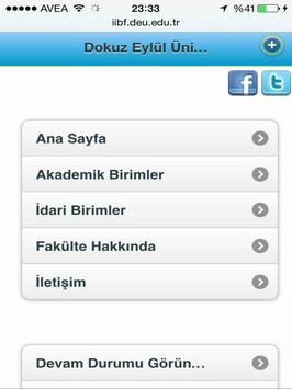 Deu İİBF screenshot 6