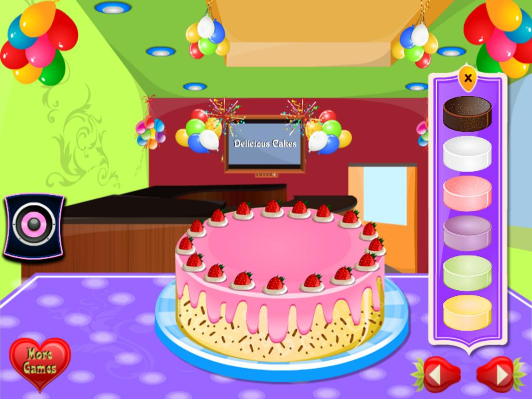 Delicious Cake Decoration for Android - APK Download