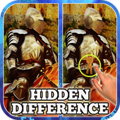 Hidden Difference: Clash of Knights icon