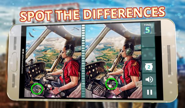 Find the Difference My Job apk screenshot