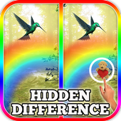 🌈Hidden Difference: Rainbow icon