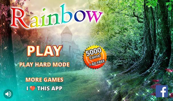 🌈Hidden Difference: Rainbow screenshot 12