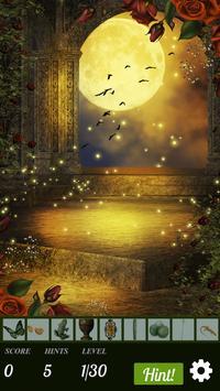 Hidden Object - Mystic Moonlight poster