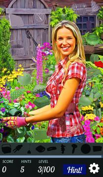 Hidden Object: Fun Gardening poster