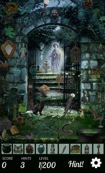 Hidden Object - Ghostly Night poster