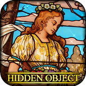 Hidden Object - Stained Glass icon