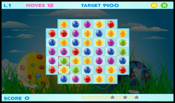 Easter Bunny Eggs Free apk screenshot