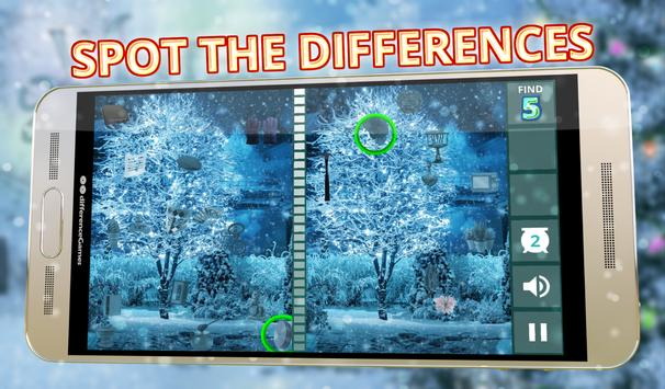 Find the Difference Wonderland poster