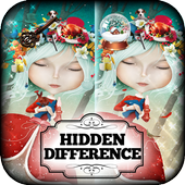 Hidden Difference - Xmas Wish icon