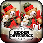 Spot the Difference: Cozy Xmas icon