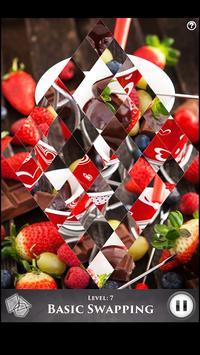 Hidden Scenes - Chocolat poster
