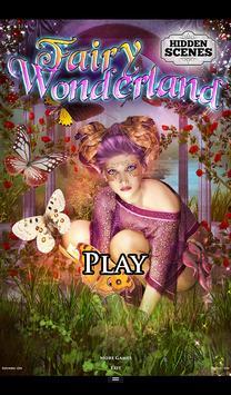 Hidden Scenes Fairy Wonderland poster