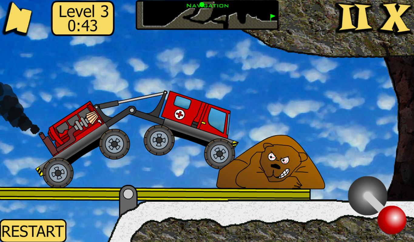 Mountain rescue driver 3 flash game freegameaccess. Com.