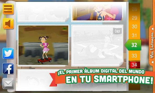 El Chavo Álbum Cl poster