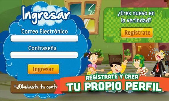 El Chavo Álbum Bo apk screenshot