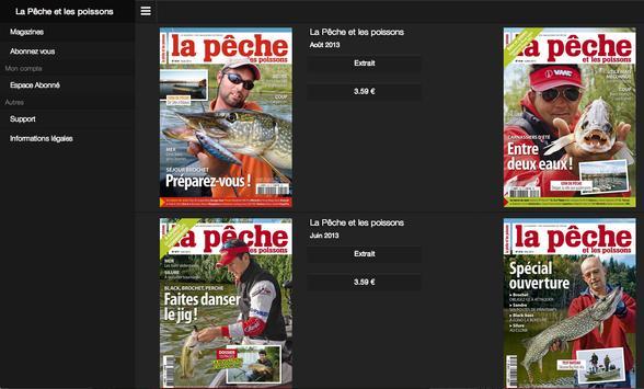 La Pêche et les Poissons apk screenshot