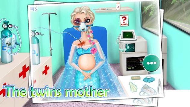 Injured twins mother apk screenshot