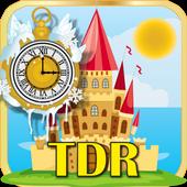 TDR Dashboard queue wait times icon
