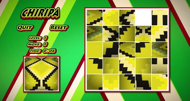 Chiripa Slide Puzzle apk screenshot