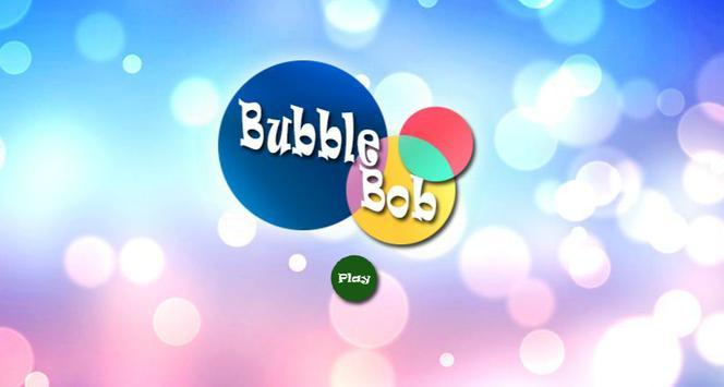 BubbleBob Slide Puzzle poster