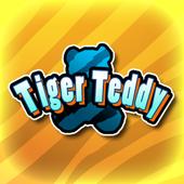 Tiger Teddy Slide Puzzle icon