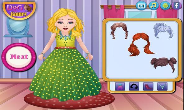 Kids Mind Refresh-Sena Dress Up screenshot 1