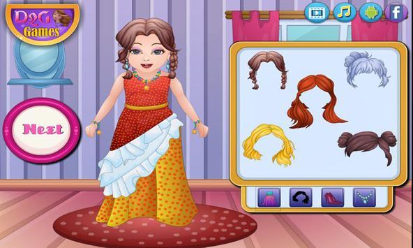 Kids Mind Refresh-Sena Dress Up screenshot 2