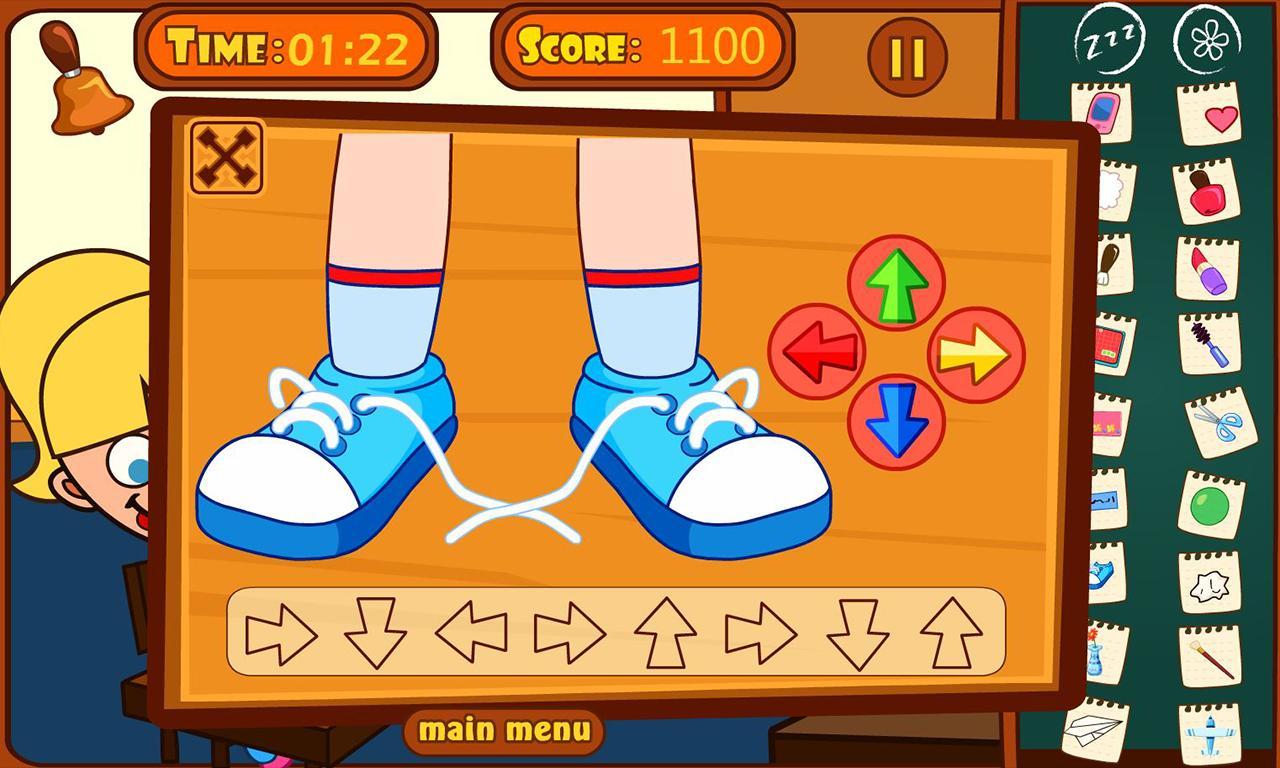 الإهمال الدراسي ألعاب البنات For Android Apk Download