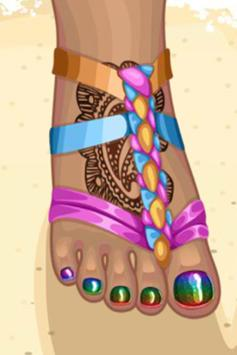 Nail Art Beauty Tattoo apk screenshot