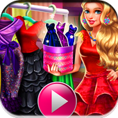 Dress Up Games Superstar icon