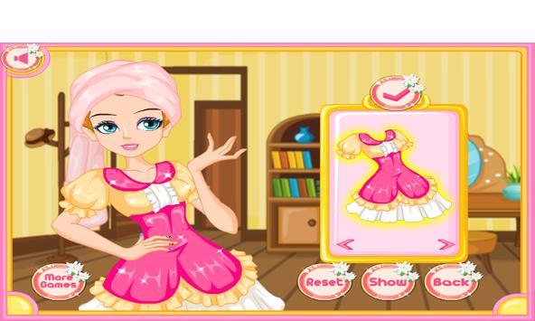Fashion girls Salon spa make Up & Super Stars screenshot 3