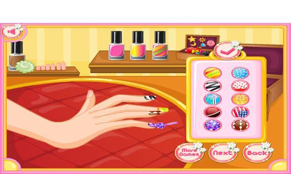 Fashion girls Salon spa make Up & Super Stars screenshot 4