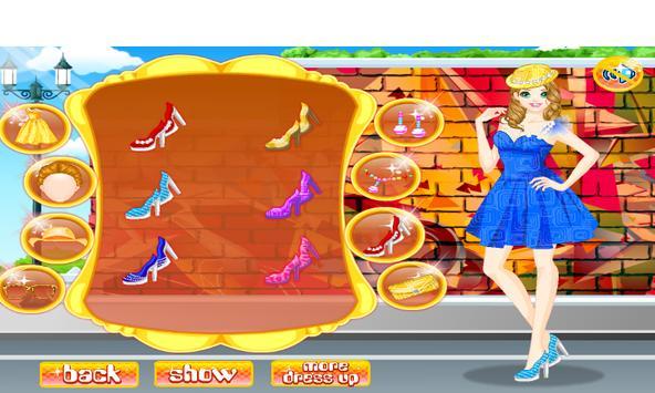 Beauty Girls Dressup - DIVA Super Stars screenshot 3