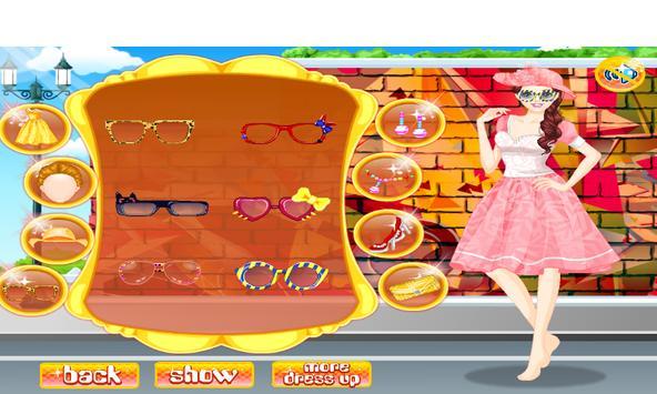 Beauty Girls Dressup - DIVA Super Stars screenshot 1
