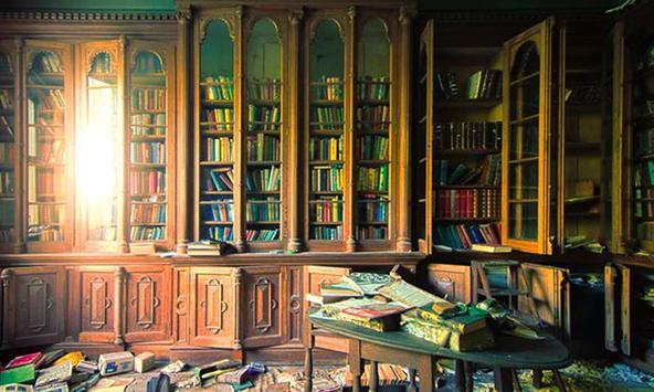 Abandoned Library Escape screenshot 3
