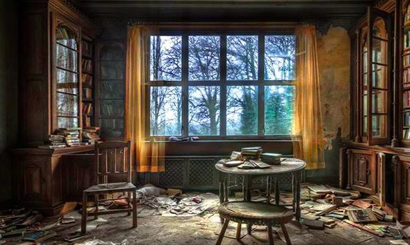 Abandoned Library Escape screenshot 2