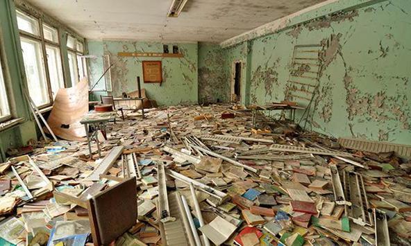 Abandoned Library Escape screenshot 4
