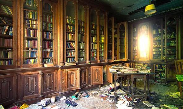 Abandoned Library Escape screenshot 6