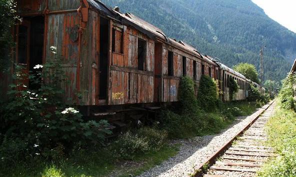 Canfranc RailwayStation Escape apk screenshot