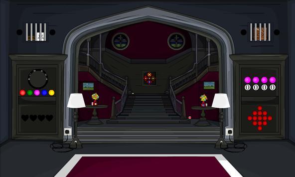 Dazzling Dark Living Room screenshot 1