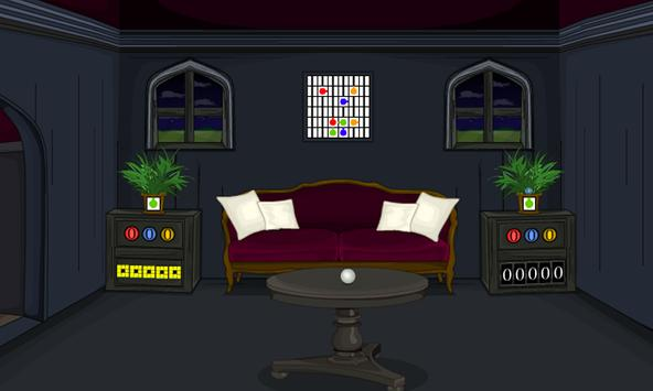 Dazzling Dark Living Room apk screenshot