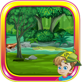 Escape From Alligator River icon