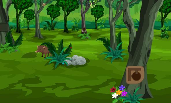 Escape From Alligator River apk screenshot