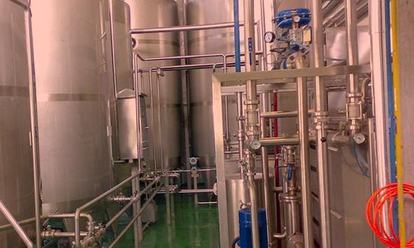 Milk Factory Escape apk screenshot